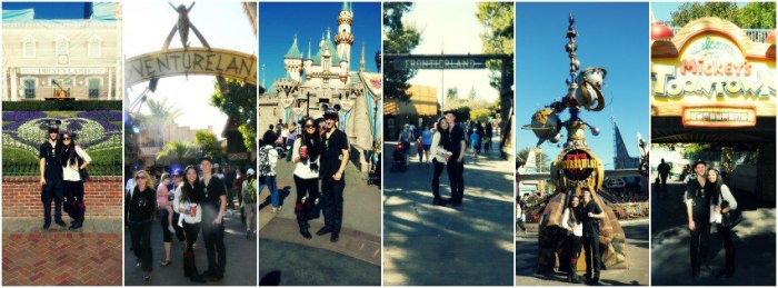 Disneyland Jan 2013