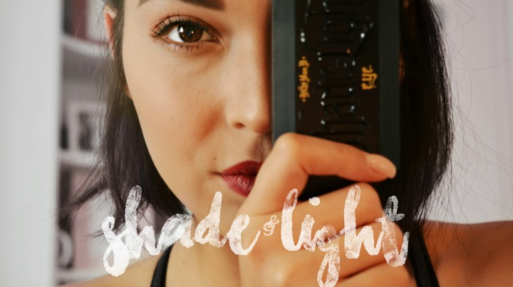 Kat Von D Beauty || Shade + Light Contour Palette || Shade + Light Eye Contour Quad