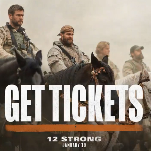 12STRONG-Tickets