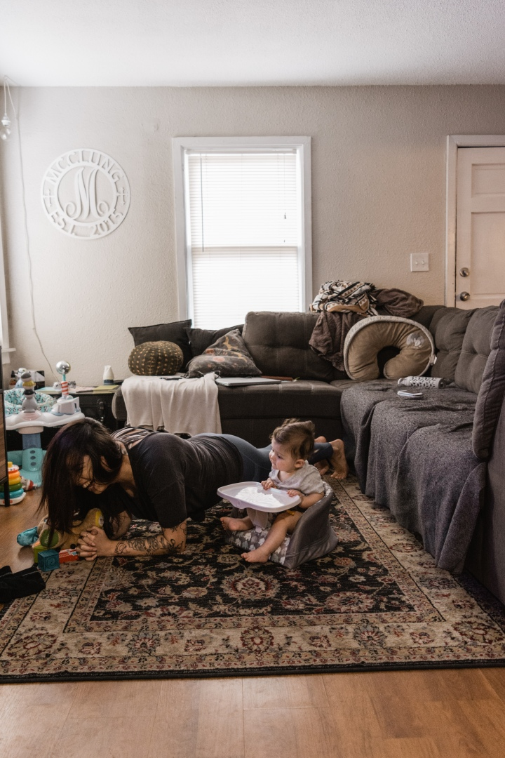 3 Easy & FREE Postpartum At-HomeWorkouts