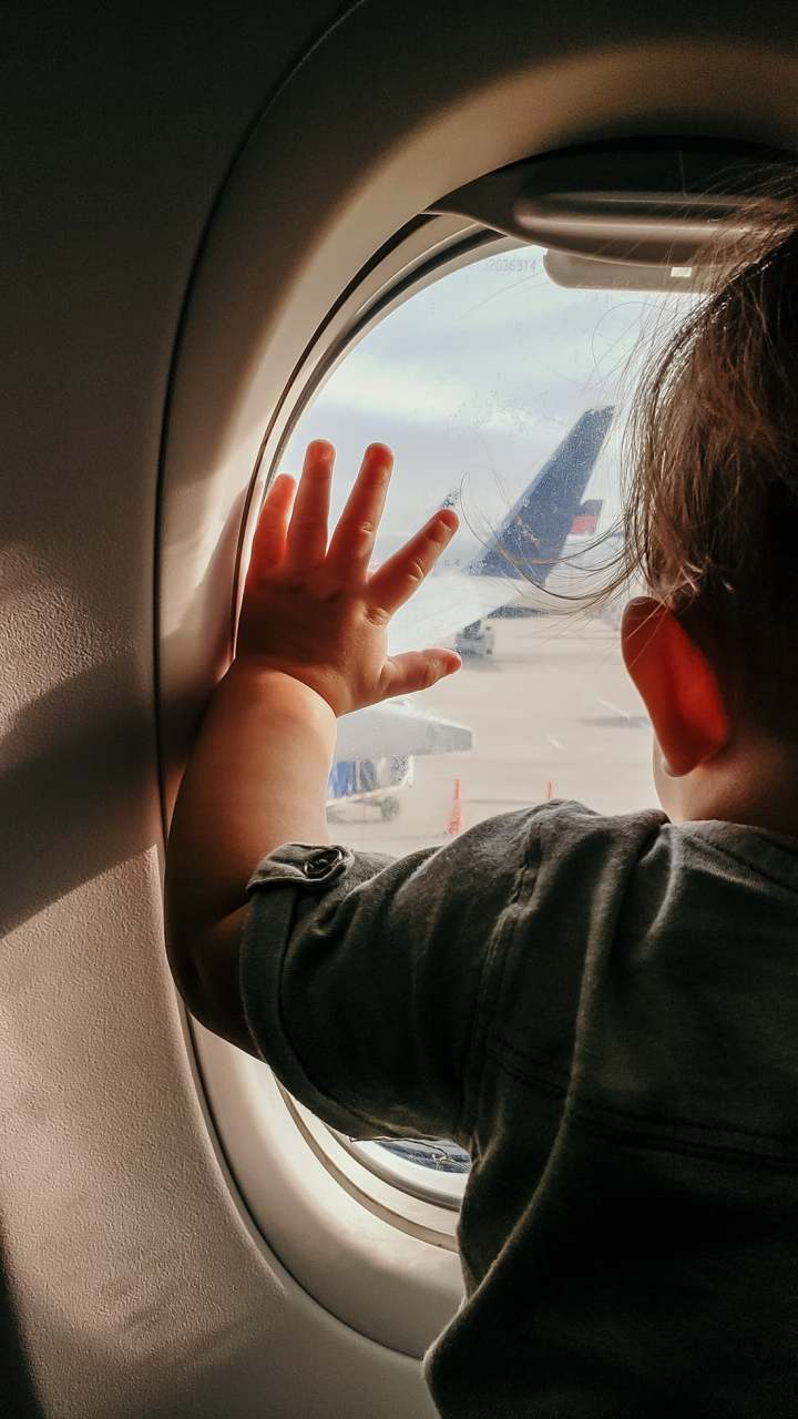 Tips for Traveling w/ an Infant