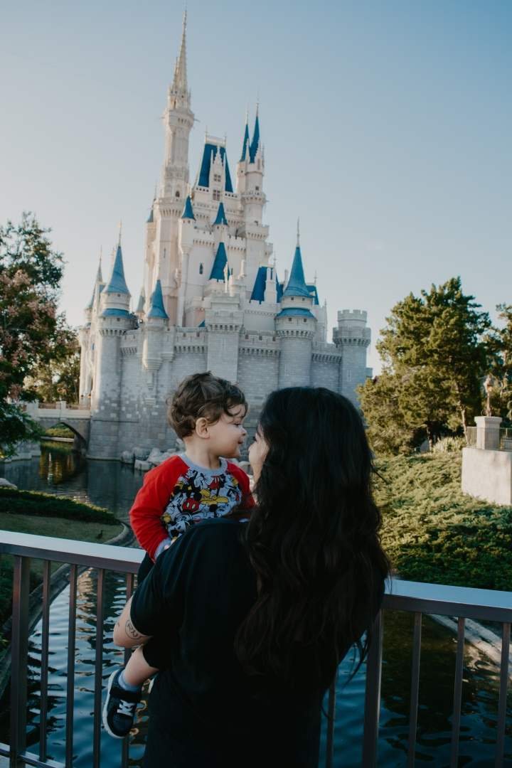 DISNEY TIPS W/ A TODDLER
